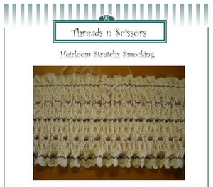 Heirloom Stretchy Smock Pic